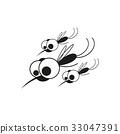 蚊子 向量 向量圖 33047391