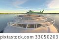 海洋直升機場 33050203