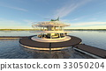 海洋直升機場 33050204