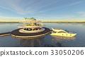 海洋直升機場 33050206