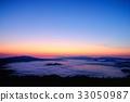 아침놀, 아침노을, 아칸 국립공원 33050987