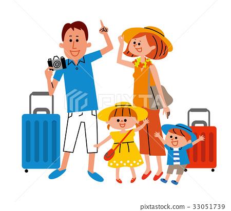 和家人一起旅行 33051739