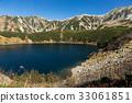 Mikuri Pond in Tateyama of Japan 33061851