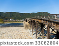 Kintai bridge in Japan 33062804