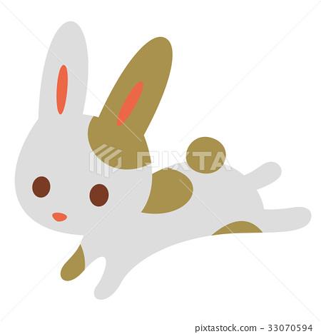兔子图案 33070594