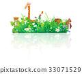 animal, animals, giraffe 33071529
