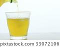 綠茶 飲料 喝 33072106