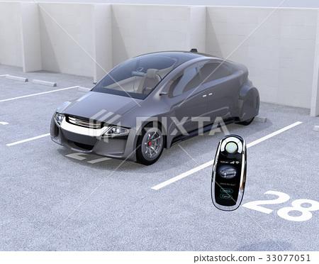 电动汽车 钥匙 屏幕 33077051