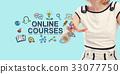 online course courses 33077750