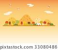 秋季假日驱动器 33080486