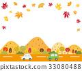 秋季假日驱动器 33080488