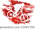 bicycle, bike, biker 33081356