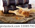brown rock sugar 33085793