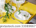 桌子 桌 婚礼 33089667