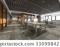 business meeting room on office building 33099842