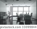 business meeting room on high rise office building 33099844