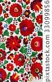 Hungarian Matyo pattern 33099856