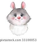 鼠標 老鼠 繪畫 33100053
