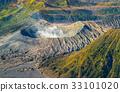 山 日出 火山 33101020