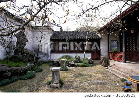 졸정원,소주,강소성,중국 33103925