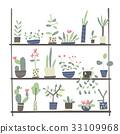 戶內 植物 向量 33109968