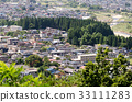 provincial town, town, cityscape 33111283
