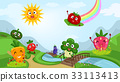 社團 團體 水果 33113413