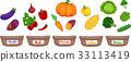 Vegetables Basket Sort By Color 33113419