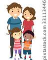採納 家庭 家族 33113446