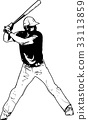 baseball, player, sport 33113859