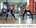 健身房 锻炼 健身 33116931