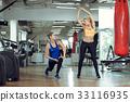健身房 锻炼 健身 33116935