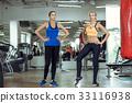 健身房 锻炼 健身 33116938