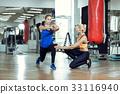 健身房 锻炼 健身 33116940