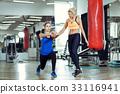 健身房 锻炼 健身 33116941