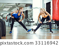 健身房 锻炼 健身 33116942
