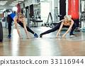 健身房 锻炼 健身 33116944