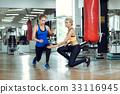 健身房 锻炼 健身 33116945