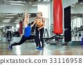 健身房 锻炼 健身 33116958