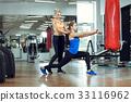 健身房 锻炼 健身 33116962