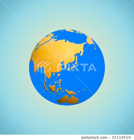 지구본 33119519