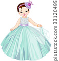 Cute Little Princess 33120495