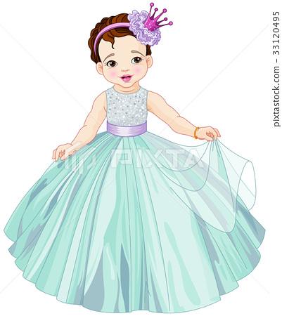 Cute Little Princess 33120495