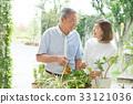 園藝夫婦高級生活方式圖像 33121036