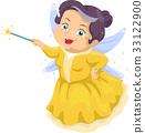 Senior Girl Fairy Costume 33122900