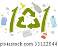 101 Recycle Lettering 33122944