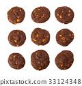 almond bake chocolate 33124348