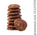 almond bake chocolate 33124350