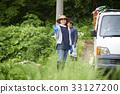 여성, 농사, 농가 33127200