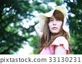 female, lady, woman 33130231